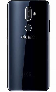 alcatel 3v with dual rear camera face unlock launched in india priced at rs 9 999