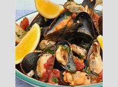 Mussels Alla Marinara image