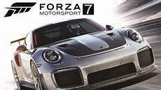 forza motorsport 7 will be a 100gb news