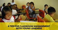 three ring classroom 6 tips for classroom management with learners