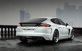 2014 TopCar Porsche Panamera Stingray GTR 2 Wallpaper  HD