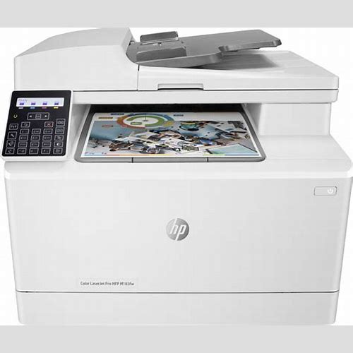 HP Color LaserJet MFP M183fw
