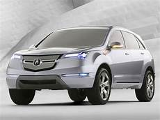 2006 acura md concept car insurance information