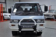 1991 mitsubishi delica l300 star wagon turbodiesel 4x4 5 speed for sale bat auctions sold