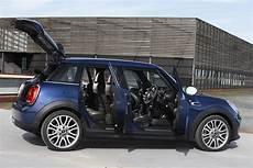 Mini Cooper 4 Türer - 4 door is providing a big sales boost to mini usa the