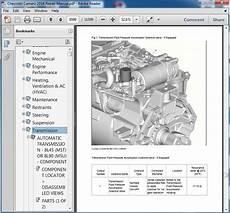 chevrolet camaro 2016 repair manual servicemanualspdf