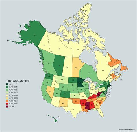 Human Development Index Usa