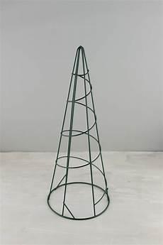 15 quot wire topiary cone