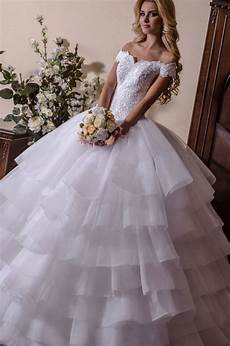 Big Poofy Gown Wedding Dresses