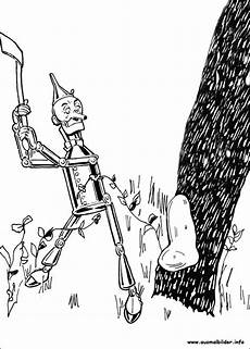 Malvorlagen Zauberer Oz Der Zauberer Oz Malvorlagen