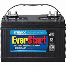 Autocraft Motorcycle Battery Application Chart Everstart Maxx Lead Acid Automotive Battery Group Size H6