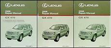 online car repair manuals free 2005 lexus gx user handbook search