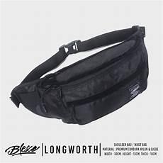 jual waist bag tas pinggang pria di lapak adrosstore adrostore