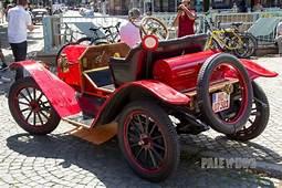 1908 Bedford Buick Model 10 Runabout Rear View  Veteran