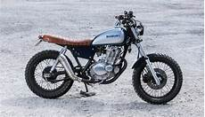 Suzuki Gn250 Scrambler By Purpose Built Moto Bikebound
