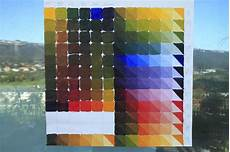 mixing a color chart with oil paints esther j williams blog
