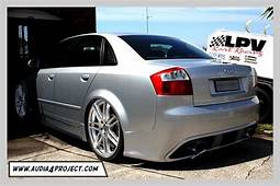 Audi A4 B6 8E Regula Tuning Body Kit Rear Bumper Bar