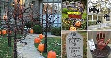 50 diy halloween garden ideas balcony garden web