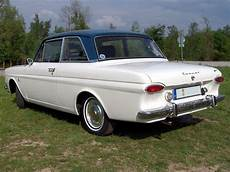 In Time 1962 Cars Ford Taunus 12m P4