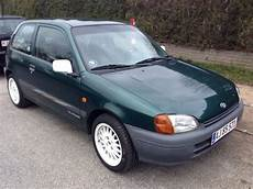 1996 Toyota Starlet Iii P9 Pictures Information And