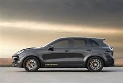 2012 TopCar Porsche Cayenne Vantage 2 Carbon Fiber Design
