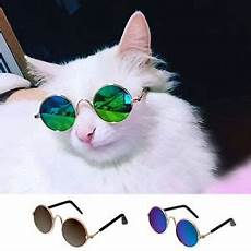 Katze Mit Sonnenbrille - cool cat glasses uv sunglasses eye protection small