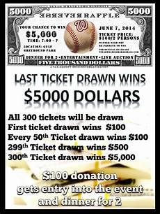 Raffle Ticket Fundraiser Flyer Poster Raffle Flyer 1 With Images Fundraisers