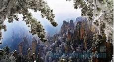 4 day zhangjiajie winter tour tour zhangjiajie