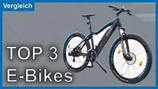 E Bike Marken - top 3 e bikes e bike vergleich test 2017 marken rich bit