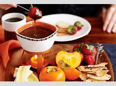 chocolate irish cream fondue_image