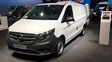 Mercedes Vito 114 Cdi 2017 In Detail Review