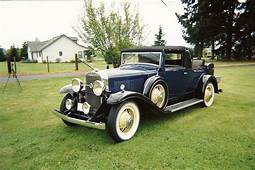 &187 1931 LaSalle Convertible Coupe FOR SALE