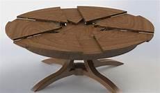 runde esstische ausziehbar expandable dining table home decorations insight