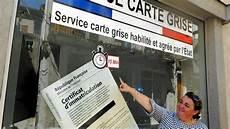 La Carte Grise En 15 Minutes Chrono Et Un Caf 233 Pour Un