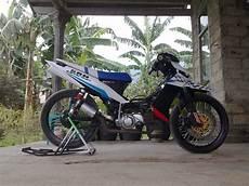 Modif Motor Zr by Gambar Modifikasi Motor Yamaha Zr Terbaru Curan