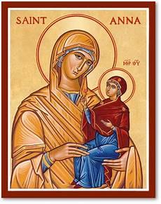 st anna saints st icon monastery icons