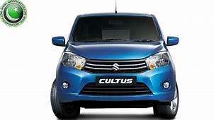 Suzuki Cultus 2017 Review Pictures & Price In Pakistan