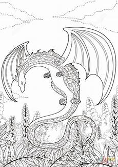 zentangle coloring page free printable coloring pages