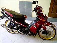 Modifikasi Motor Keren by Modifikasi Motor Yamaha Zr Keren Terbaru Otomotiva