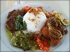 Nasi Padang In The