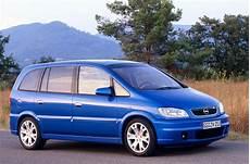 Opel Zafira Opc A 10 2001 02 2003