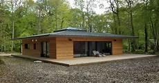 maison kit prix normandie une maison 224 ossature bois carr 233 e en