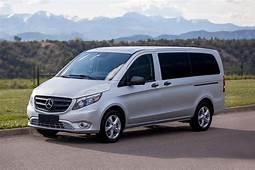 2018 Mercedes Benz Metris Passenger Van Review Trims