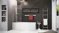 de baignoire l 233 cran de baignoire relevable par l atelier du bain