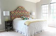 Kreative Ideen F 252 R Bett Kopfteil Selber Machen