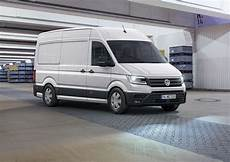 New 2017 Volkswagen Crafter Debuts With Fwd Option Us