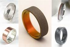 ring cycle unique wedding rings for men and