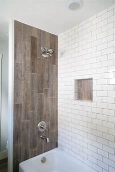 Bathroom Designs Using Tile by Farmhouse Bathroom Renovation Styled With Duk Liner