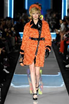 gigi hadid at moschino runway show at milan fashion week 02 21 2018 hawtcelebs