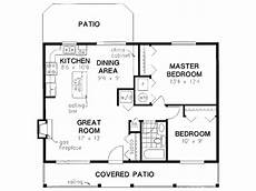 2 bedroom 2 bath single story house plans cabin style house plan 2 beds 1 baths 900 sq ft plan 18 327